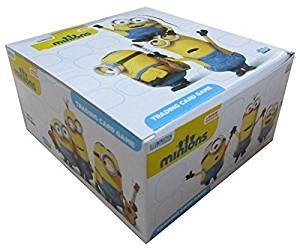 Topps Minions - Display mit 36 Booster - englisch