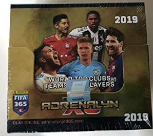 Panini FIFA 365 - 2019 Adrenalyn XL - Display mit 50 Booster - Internationale Version - u.a. für NL und BE