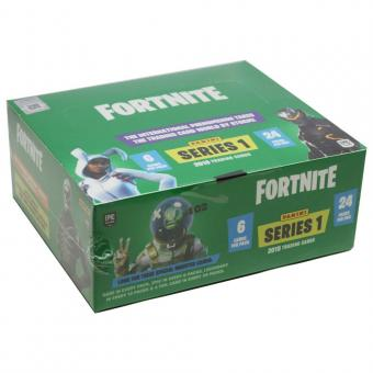 Panini - Fortnite - Tradingcards - Display mit 24 Booster