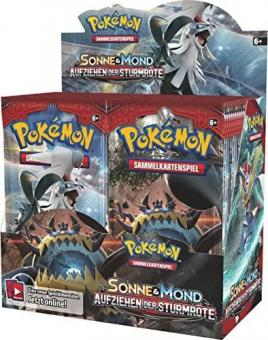 Pokemon Sonne & Mond - Serie 4 - 1 Display (36 Booster) - Deutsch