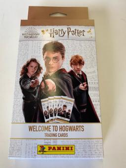 Panini Harry Potter - Welcome to Hogwarts - Tradingcards - Ecoblister
