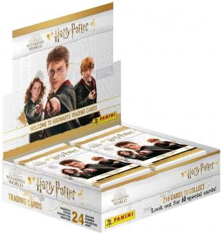 Panini Harry Potter - Welcome to Hogwarts - Tradingcards - 24er