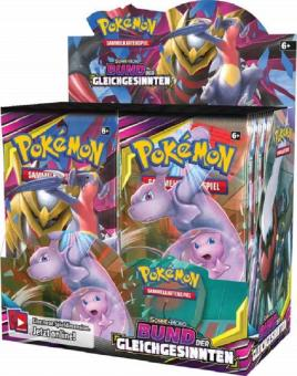 Pokemon Sonne & Mond Serie 11 - Display mit 36 Booster - deutsch