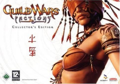 PC-Spiel Guild Wars - Factions - Collector's Edition