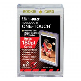 Ultra Pro 15476 - One Touch Magnetic Holder 180PT - Rookie