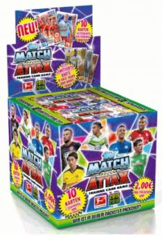 Match Attax Booster Display Bundesliga 2015/2016 (50x2,00)