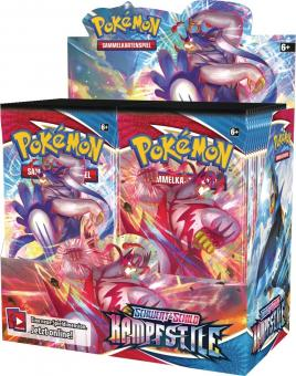 Pokemon Schwert & Schild 5 - Display mit 36 Booster- Deutsch