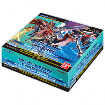 Digimon Card Game - Release Special Booster - Serie 1.5 - 24er