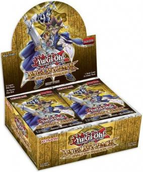 Yu-Gi-Oh! Duelist Pack: Rivals of the Pharaoh Display Deutsch