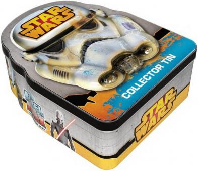 Topps Star Wars Rebel Attax Serie 1 - Tin
