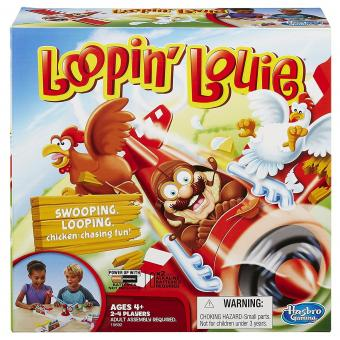 Loopin Louie Board Game englisch